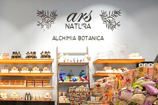 Ars Natura store